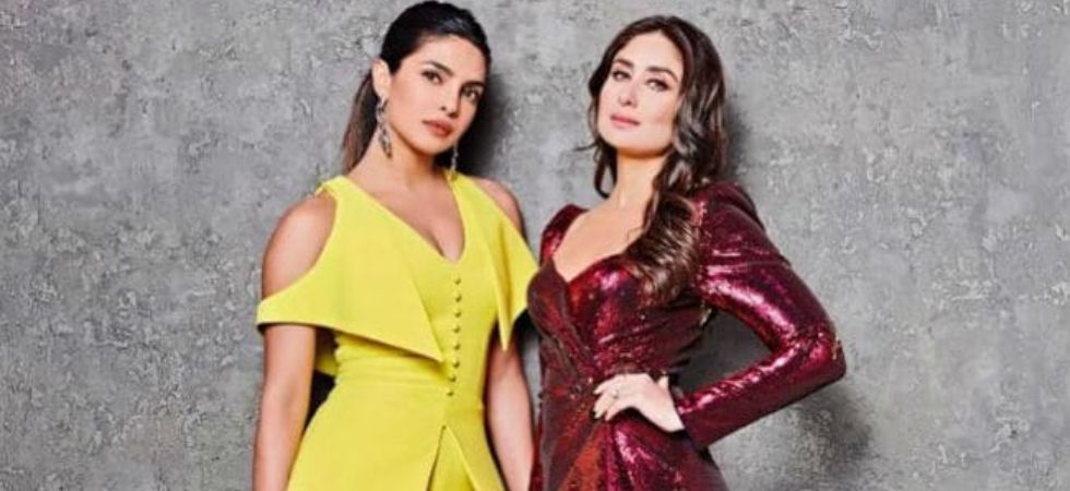 Priyanka Chopra and Kareena Kapoor Khan./ Image:Instagram