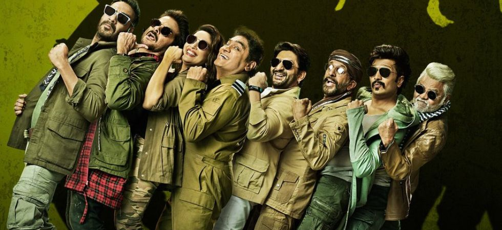 Total Dhamaal first poster is finally out./ Image: Twitter