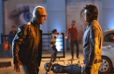 Rajinikanth-Akshay Kumar starrer '2.0' gets nominated for International award in two categories