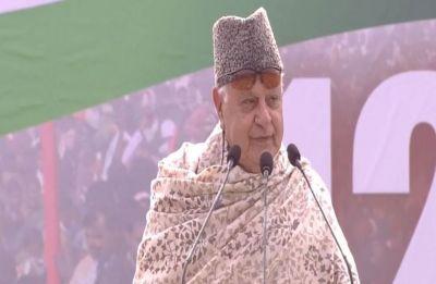 Farooq Abdullah calls EVM 'Chor Machine', demands bringing back of ballot papers