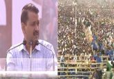 United India Rally LIVE: Defeat Modi-Shah duo at any cost, says Delhi CM Arvind Kejriwal