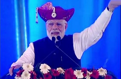 PM Modi slams opposition parties, says they have zero vision for India