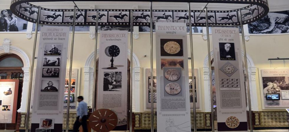 PM Narendra Modi unveils India's first cinema museum, asks 'How's the josh'? (Photo Source: Twitter)
