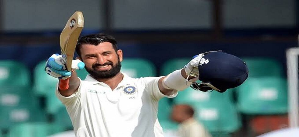 Cheteshwar Pujara helped Saurashtra enter the semi-final of the Ranji Trophy 2018/19 in grand style. (Image credit: Twitter)
