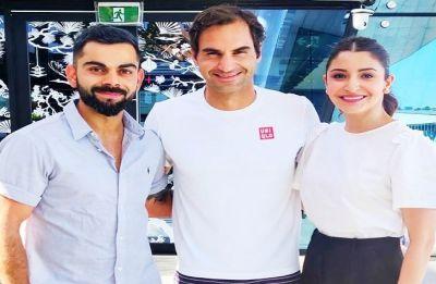 Virat Kohli meets Roger Federer – their photos and friendship set internet on fire