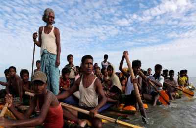 BSF denies allegation of pushing Rohingyas into Bangladesh