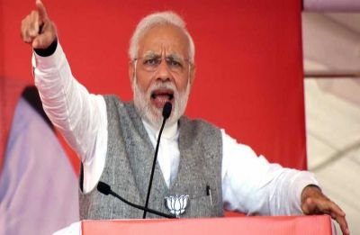 PM Modi slams Opposition rally, says Mahagathbandhan alliance of corruption