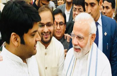 PM Modi responds to Kapil Sharma's admiration for his sense of humour, here's what he said