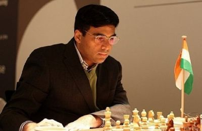 Viswanathan Anand secures joint-lead in Tata Steel Chess in Wijk Aan Zee