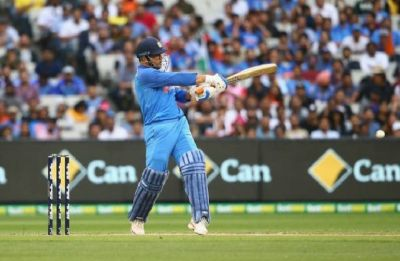 Take the ball or people will think I am retiring again: MS Dhoni's hilarious response after MCG win