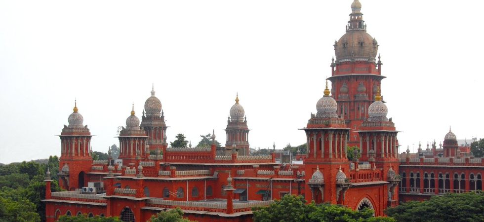 The Madras High Court was hearing a plea filed by the DMK challenging the Forward Quota Bill. (File photo)