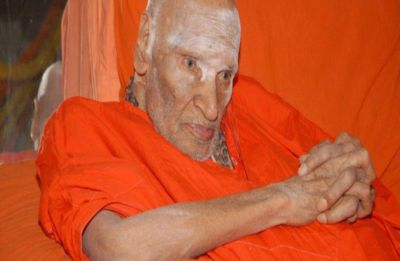 Prominent Lingayat Seer Shivakumara Swami dies at 111, 3-day mourning declared in Karnataka