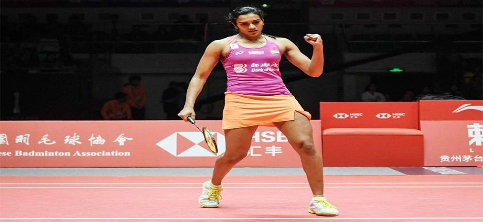 PV Sindhu settled for silver in the Commonwealth Games, Asian Games and World Championship. (Image credit: Twitter)