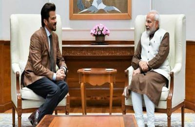 Anil Kapoor on meeting PM Modi: It was inspirational