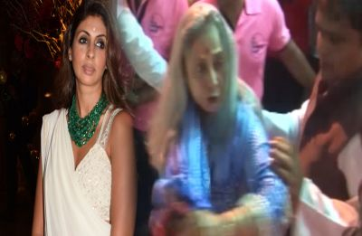 Remember Jaya Bachchan's video blasting a fan for clicking her picture? Shweta Bachchan reveals why