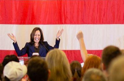 Senator Kamala Harris to contest US presidential elections in 2020