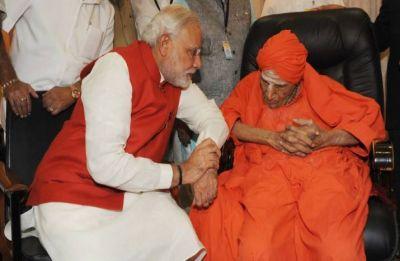 From PM Modi to Rahul Gandhi - political leaders mourn demise of Lingayat seer Shivakumara Swami
