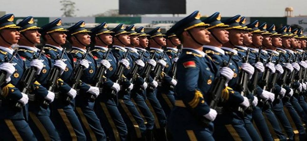 The PLA Army, founded in 1927 as the Red Army of China, was the key to the Chinese Communist Party. (File Photo)
