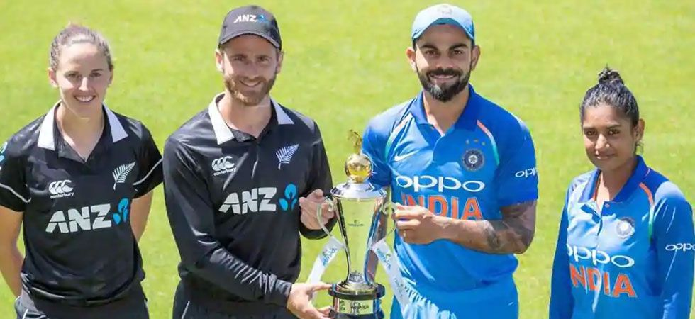 The five-match ODI series will start from Wednesday.