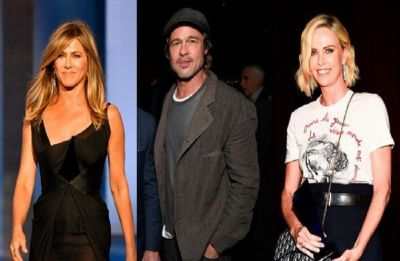 Brad Pitt's ex, Jennifer Aniston has this to say about Charlize Theron dating rumours
