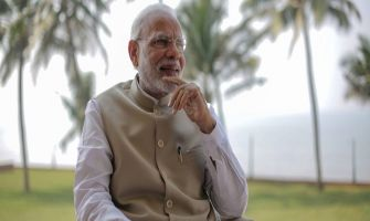 From opening his father's tea stall to cleaning utensils at RSS office, PM tells #TheModiStory
