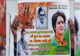 Priyanka Gandhi projected as Goddess Durga after being appointed as Congress general secretary