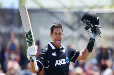 Virat Kohli's India halt Ross Taylor's world record quest for seven consecutive 50+ scores