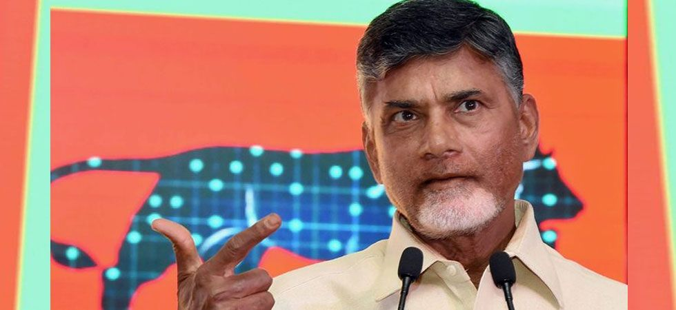 Andhra Pradesh Chief Minister Chandrababu Naidu (PTI Photo)