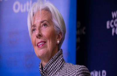 In Davos, why Christine Lagarde's note on job crisis is about Indian Railways' openings