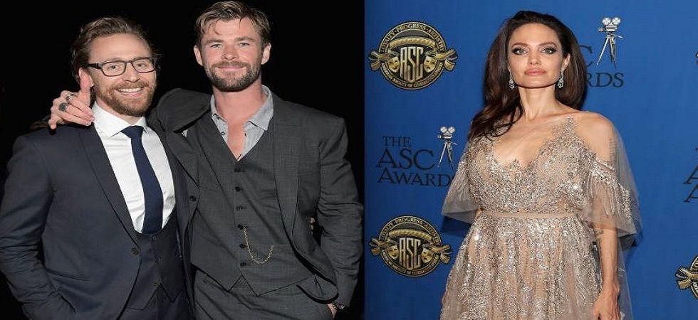 Angelina Jolie dating Tom Hiddleston ? (Photo: Twitter)