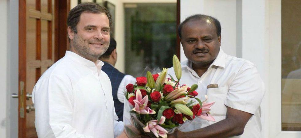 Kumaraswamy said that the Congress president had matured as a politician.
