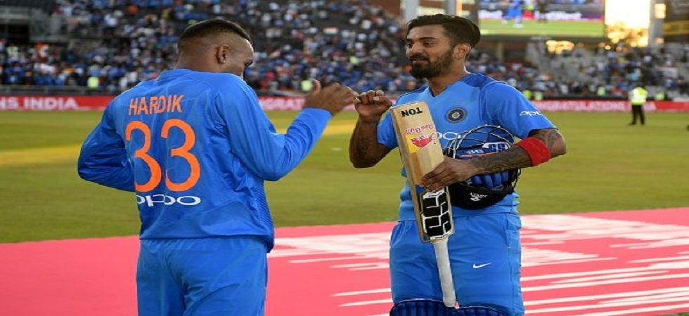 Hardik Pandya and KL Rahul's suspension has been lifted but there is still uncertainty whether they can play in the series against New Zealand. (Image credit: Twitter)