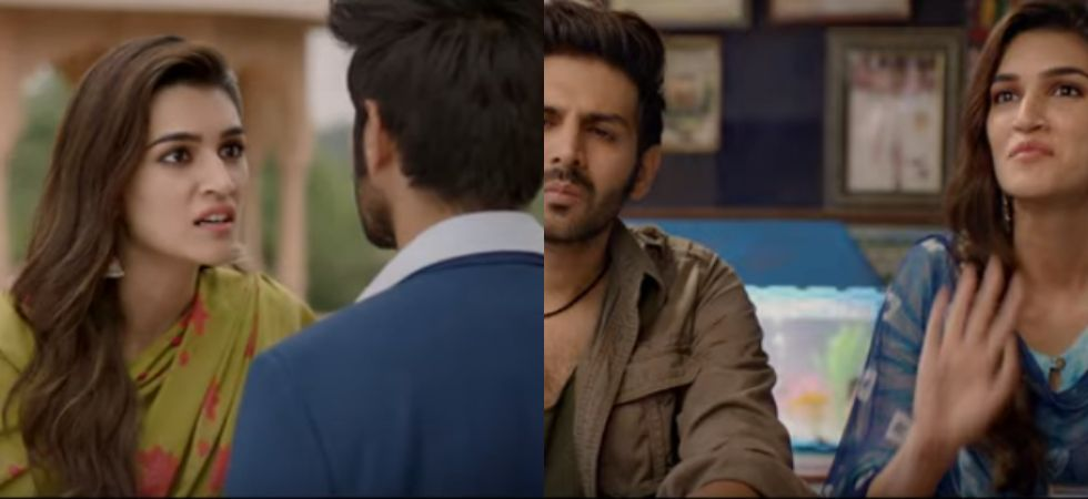Luka Chuppi trailer is finally out./ Image: YouTube