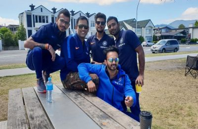 Indian cricket team has great fun in Australia and New Zealand– Thanks to Chahal TV
