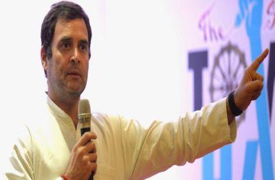 I feel like hugging PM Narendra Modi when he abuses me, says Rahul Gandhi