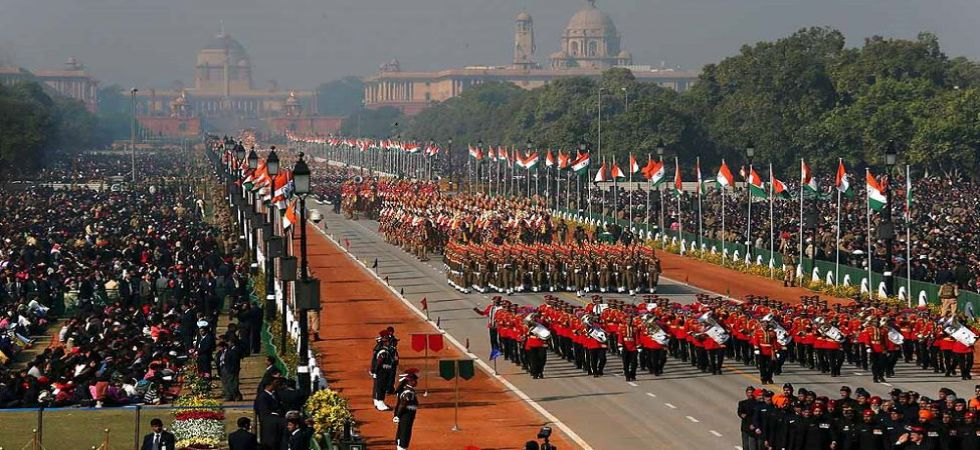 Republic Day celebrations today: Additional security, anti-aircraft guns deployed (File Photo)