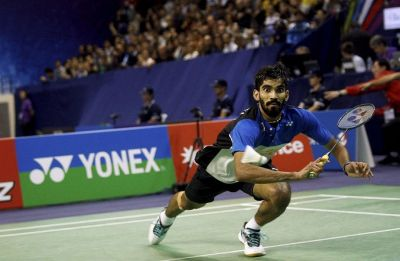 Kidambi Srikanth knocked out of Indonesia Masters Badminton, loses to Jonatan Christie