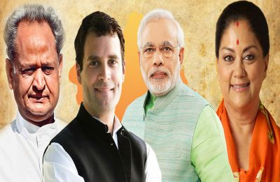 Rajasthan Opinion Poll: BJP likely to get 16 seats, Congress to bag remaining 9 in Lok Sabha elections