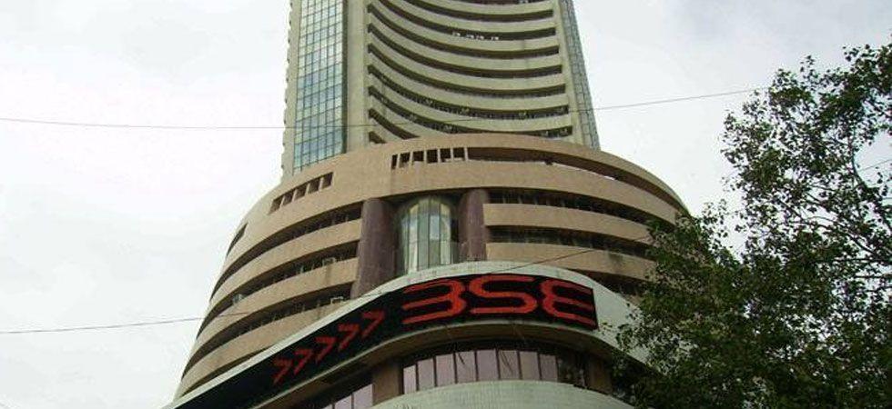 Sensex falls 169 points (file photo)