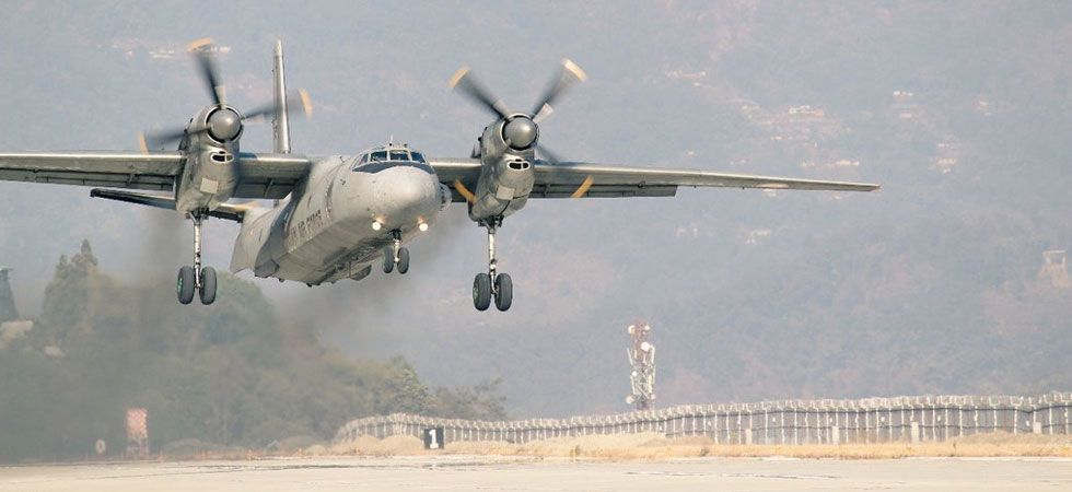 During the flypast segment, towards the end of the parade, An-32 aircraft flew in a 'vic' formation. (File Photo)