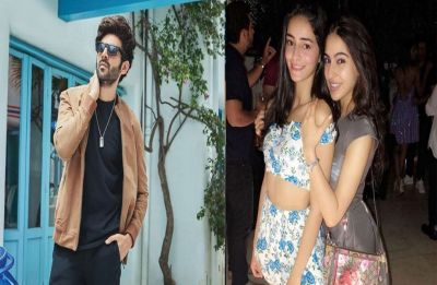 Sara Ali Khan reacts to her 'crush' Kartik Aaryan and Ananya Panday link-up rumours