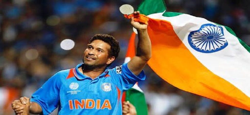 Sachin Tendulkar shared a rendition of Jana Gana Mana in a special way and it will leave you emotional. (Image credit: Twitter)
