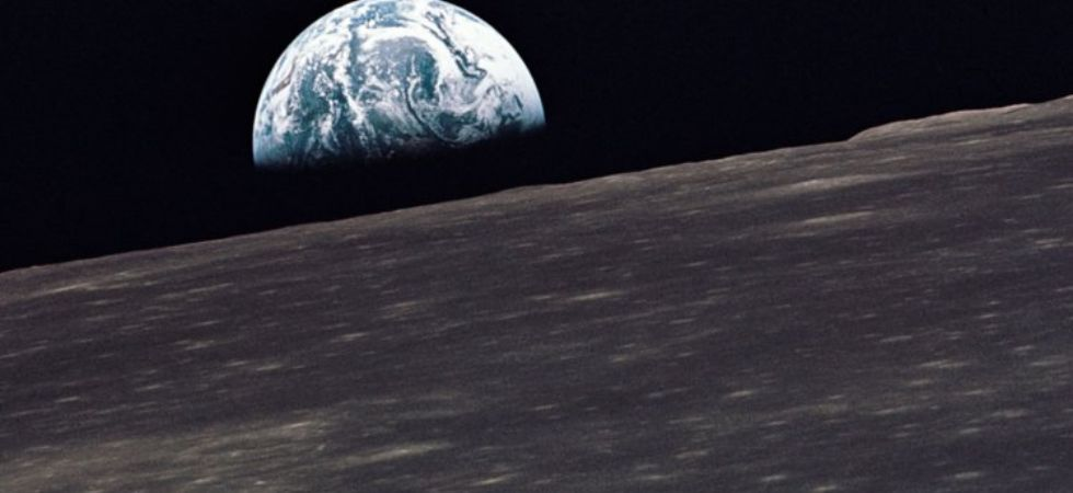 Earth's oldest rock found on Moon by Apollo astronauts./ Image: Twitter
