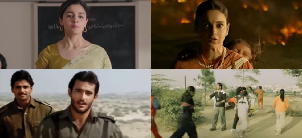 Top songs that capture patriotic mood of every Indian./ Image: YouTube