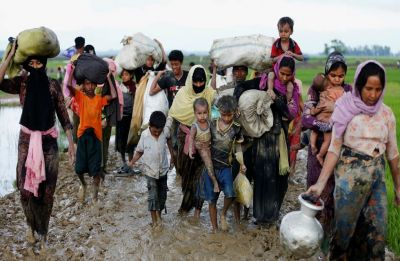 United Nations expert urges Bangladesh not to rush in relocating Rohingya refugees