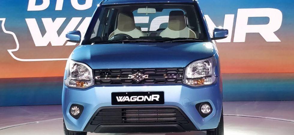 Maruti Suzuki Wagon R 2019 (Twitter)