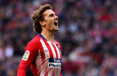 Antoine Griezmann keeps Atletico Madrid in hunt, build pressure on Barcelona