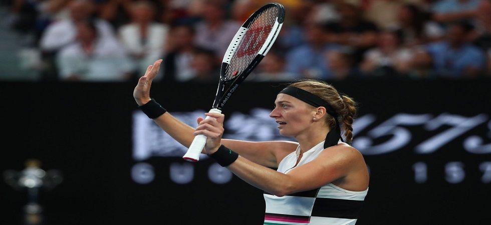 Petra Kvitova lost 6-7 (2), 7-5, 4-6 to Naomi Osaka in the final of the Australian Open 2019. (Image credit: Twitter)