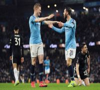 Manchester City keep hopes of unprecedented football quadruple alive with entry into FA Cup fifth round