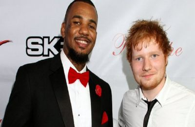 Ed Sheeran and The Game to collaborate for a new song